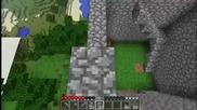 Minecraft-стълби,започва нещо като връх шипка 2част