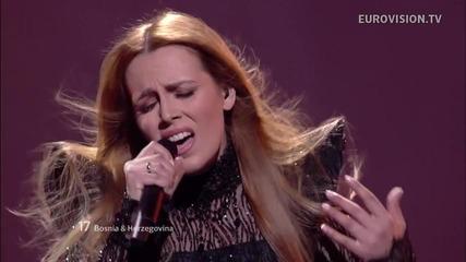 Босна и Херцеговина / Maya Sar - Korake Ti Znam / Live - Евровизия 2012