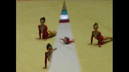 Малките Гимнастички от България и Кипър играят в Бургас на Никулден!