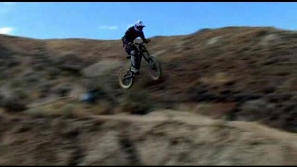 Mountain Bike - Road Gap Jump