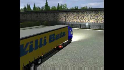 Mercedes Benz Аctros - Willi Betz
