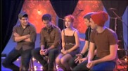 Paramore Mtv Unplugged Interview Part 1 - Funk to punk
