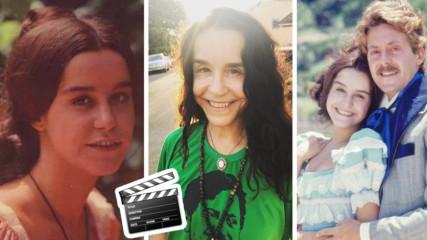 Помните ли Робинята Изаура? Ето как изглежда актрисата днес!