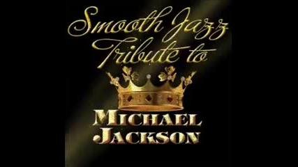 Майкъл Джаксън — Не спирай, докато не е достатъчно; саксофон