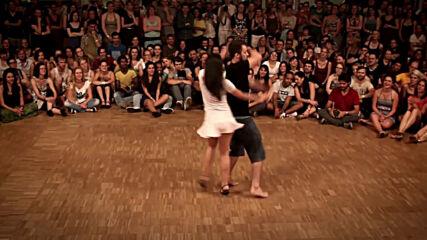 Forro de Domingo Festival 2014 - Valmir Juzinha - Stuttgart Alemanha