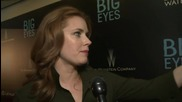 Amy Adams Causes Big Excitement At 'Big Eyes' Premiere