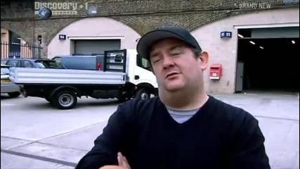 Chop Shop - London Garage S2 e8 p2