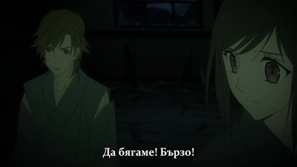 [ Bg Subs ] Shinsekai Yori - Епизод 19