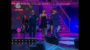 Мустафа с песен на Таркан на сцената на Music Idol 3