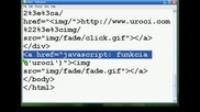 Fade Ефект С JavaScript