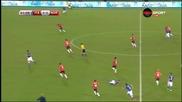 Италия 2 - 1 Норвегия ( Квалификация за Европейско първенство 2016 ) ( 13/10/2015 )