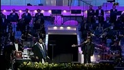 James Brown and Luciano Pavarotti - Its A Man s World (hd)