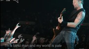 Metallica - When A Blind Man Cries (lyrics On Screen) - Youtube