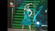 Dancing Stars - Уникалният танц на Гибона и Илияна Раева