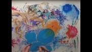 Рисуване на вода-ебру