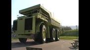Най-големия камион в света