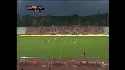 ЦСКА - Марек 5:0 (22.08.2014) - първо полувреме