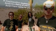 Edguy - Open Sesame ( Official Lyric Video )