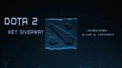 Dota 2 Key Giveaway #1