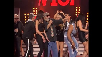 W-ice feat. Black Panters - Ona je bomba PINK MUSIC FESTIVAL 2014