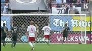 Гол на Thierry Henry!