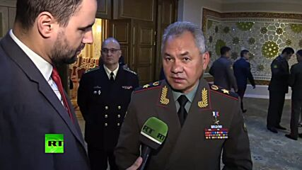 Tajikistan: 'Why leave but stay literally on the borders?' – Russian DM Shoigu on US withdrawal from Afghanistan *PARTNER CONTEN