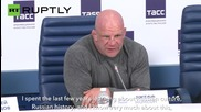 MMA fighter Jeff Monson on Applying for Russian Citizenship