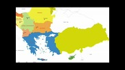 Balkan Map 2030- Мегали идея