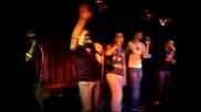 Групата - Търся Те (backstage Live)