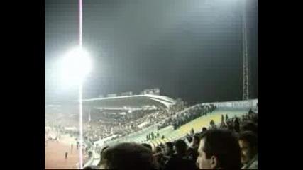България - Италия 0:0 (11.10.2008)