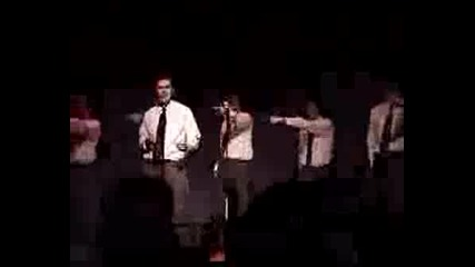 UC Mens Octet - Stayin Alive