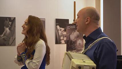 Марина Селиванова - Соколушка/ На баяне - Александр Суняйкин