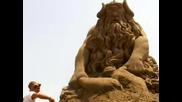 Яки Статуи От Пясък