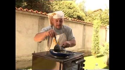 No Connection - Рубриката Гнусно - рецепта за пържени лайна с праз !