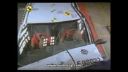 Euro Ncap Suzuki Baleno 1998 Crash test