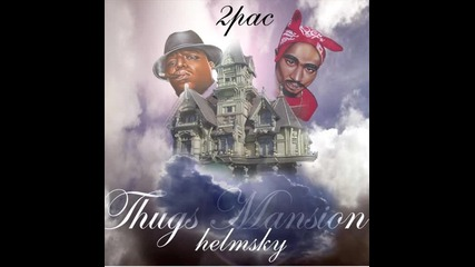 2pac - thugz mansion insturmental