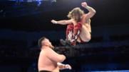 Daniel Bryan vs. Samoa Joe - Gauntlet Match Part 2: SmackDown LIVE, June 19, 2018