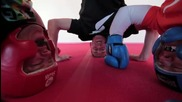 Handstand Boxing_ Walters and Shieff 2013 Ep4 - Damien Walte