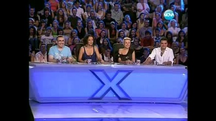 Beautiful Mess @ X-factor Bulgaria