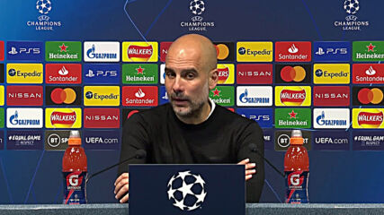 UK: Pep Guardiola emotionally thanks past and present players after taking Manchester City to first-ever Champions League final