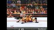 Johnny Stamboli vs. Steven Richards - Wwe Heat 08.12.2002