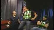 Raw: D - Generation X (dx) in Little Peoples Court Part 1/2 + Превод
