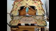 Латерна - 36 key Verbeeck organ de Javaan свири Dizzy Fingers