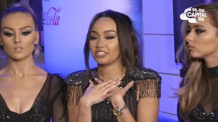 Little Mix отговарят на въпроси, които са им зададени от фенове