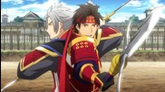Samurai Warriors Anime Trailer