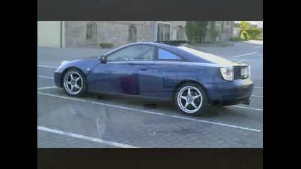 Toyota Celica T23 Slideshow
