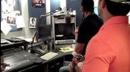 Sean Paul Visit`s 96.5 Kiss Fm