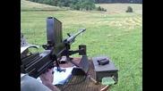 Стрелба със противотанково оръжие Лахти Л39