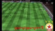 Красив Гол на Rooney Fifa09