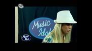 Music Idol 3 Кастинг Пловдив - Вера Казакова Секси и Талантлива